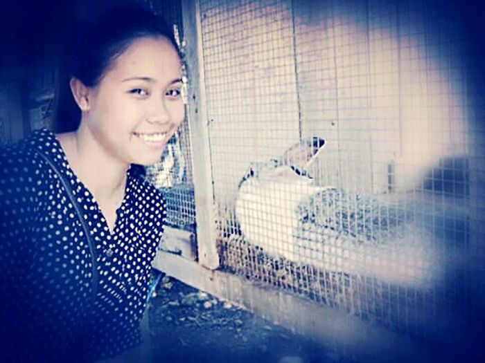 Animals are such agreeable friends they ask no questions they pass no criticism.. Hi there Mr. Rabbit 😊