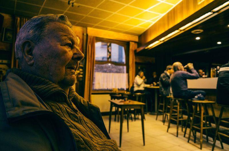 Volkscafe Bar Barlife Retired Retirement