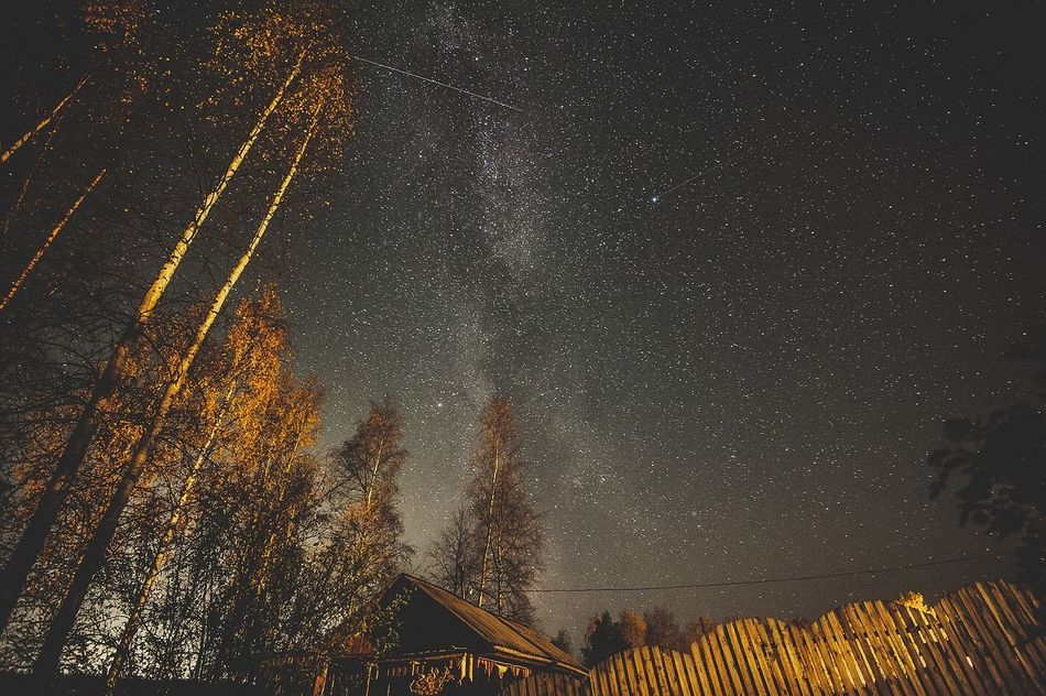 Beautiful stock photos of stars, Astronomy, Beauty In Nature, Clear Sky, Dark