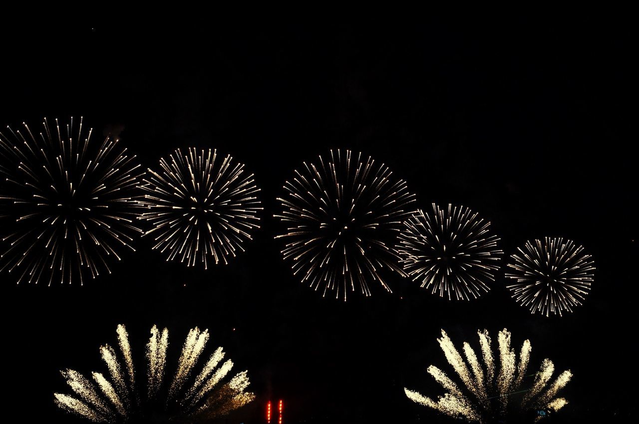 Beautiful stock photos of fireworks, Arts Culture And Entertainment, Celebration, Copy Space, Exploding