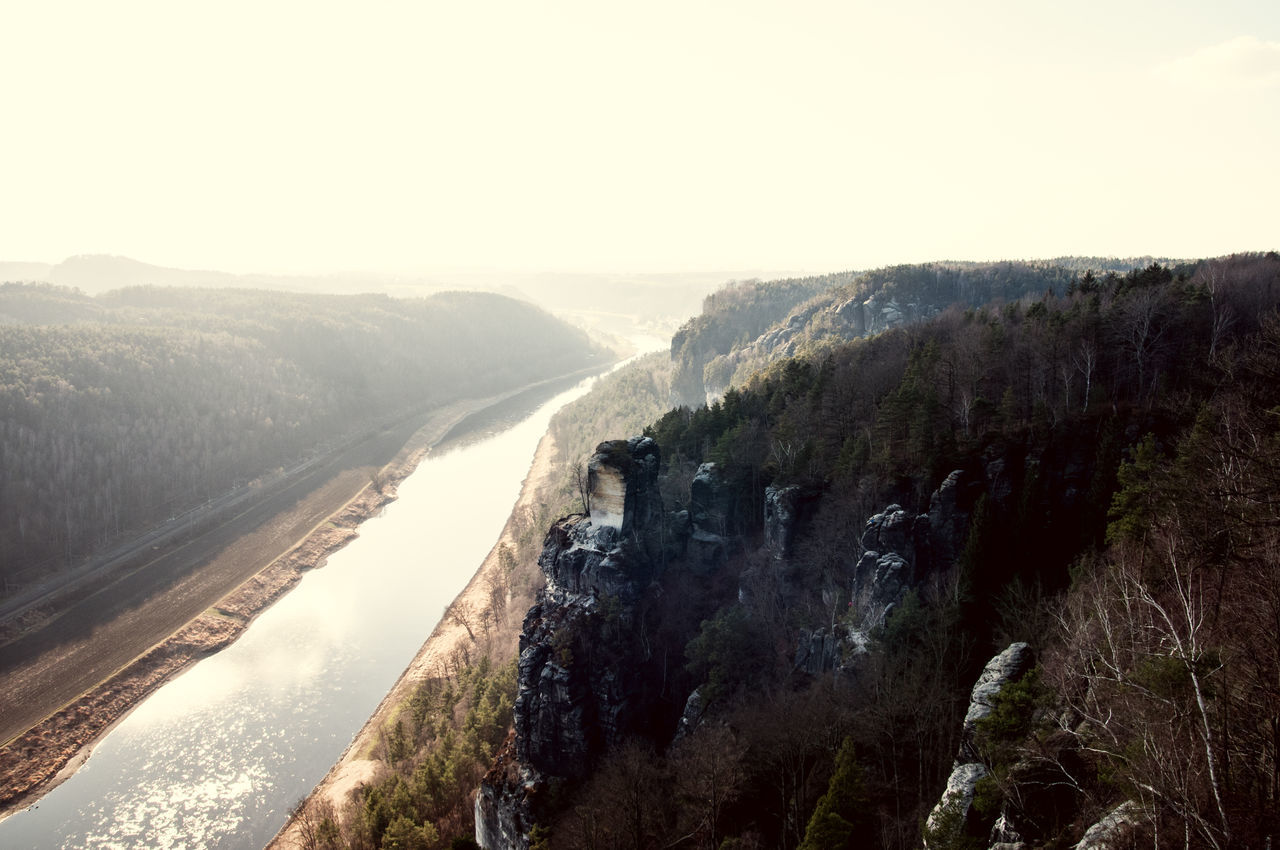 Beauty In Nature Elbe Landscape Nature Outdoors Rathen Reservoir River Rock Formation Rocks Rocks And Water Saxon Switzerland Saxony Sächsische Schweiz Travel Destinations Vacations