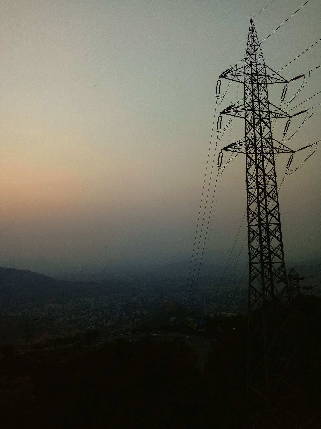 Technology Communication No People Silhouette Electricity  Landscape Tree Outdoors Electricity Pylon Day Sky Bird Beauty In Nature Close-up Bonding Travel Destinations Togetherness Sunset Low Angle View Fog Refreshment Mountain Cloud - Sky Tranquil Scene