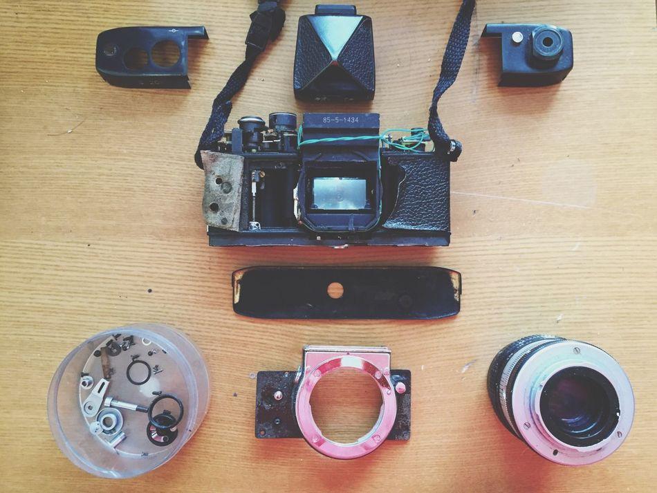 珠江S201 Old Camera