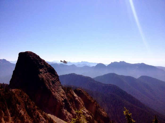 Hiking Vancouver Beautiful British Columbia Mountains