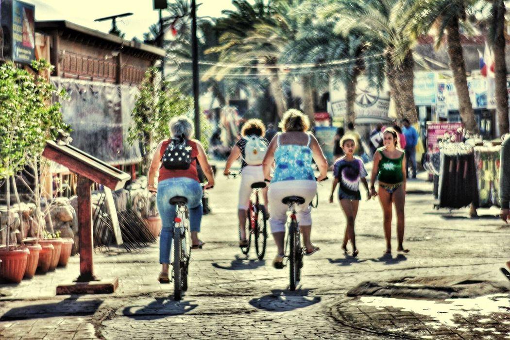 Women Around The World Wemen Cycling EyeEmNewHere
