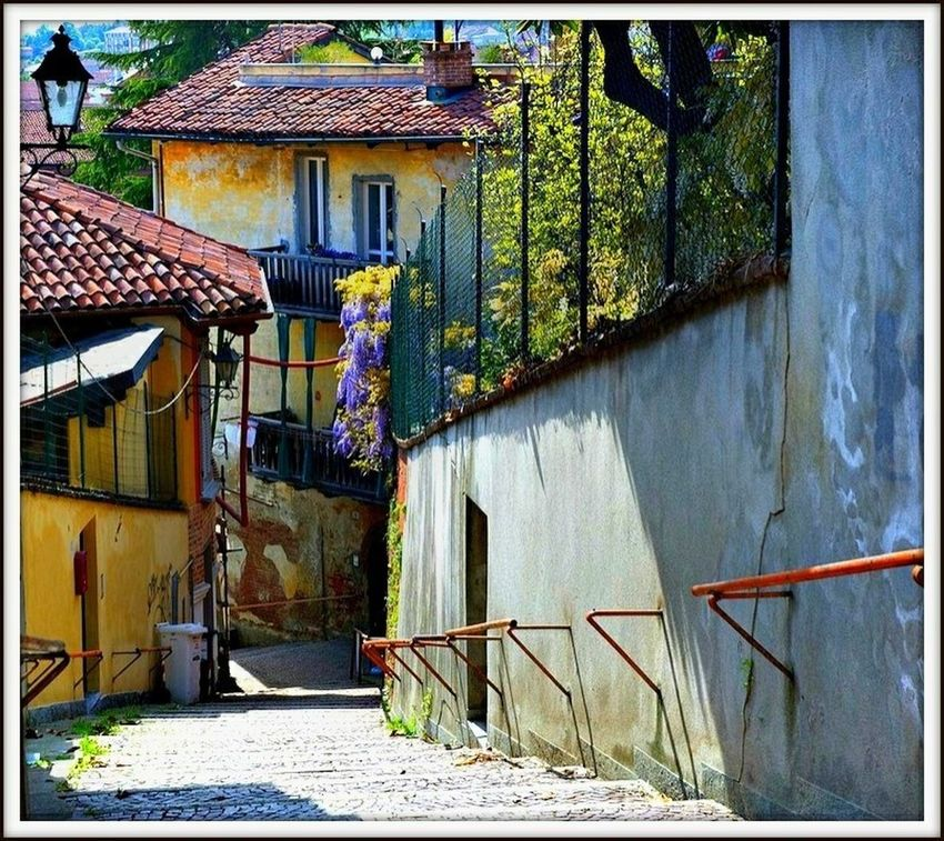Italy Old Alleyways