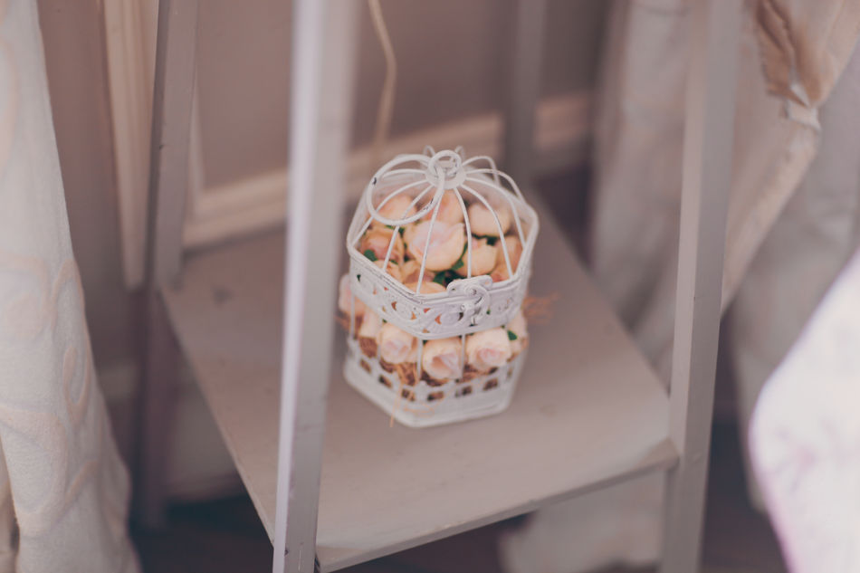 Cage Cute Decor Decorations Details Flowers France French Indoors  Indoors  Morning Paris Preparations Tender Wedding Wedding Day Wedding Photography