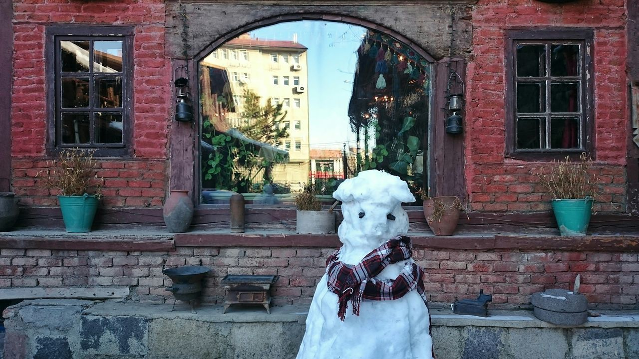 Beautiful stock photos of snowman, Architecture, Art, Building Exterior, Built Structure