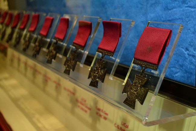 Army Arrangement Check This Out Close-up Cross In A Row Medel Medels Multi Colored Nikon D3200 Red