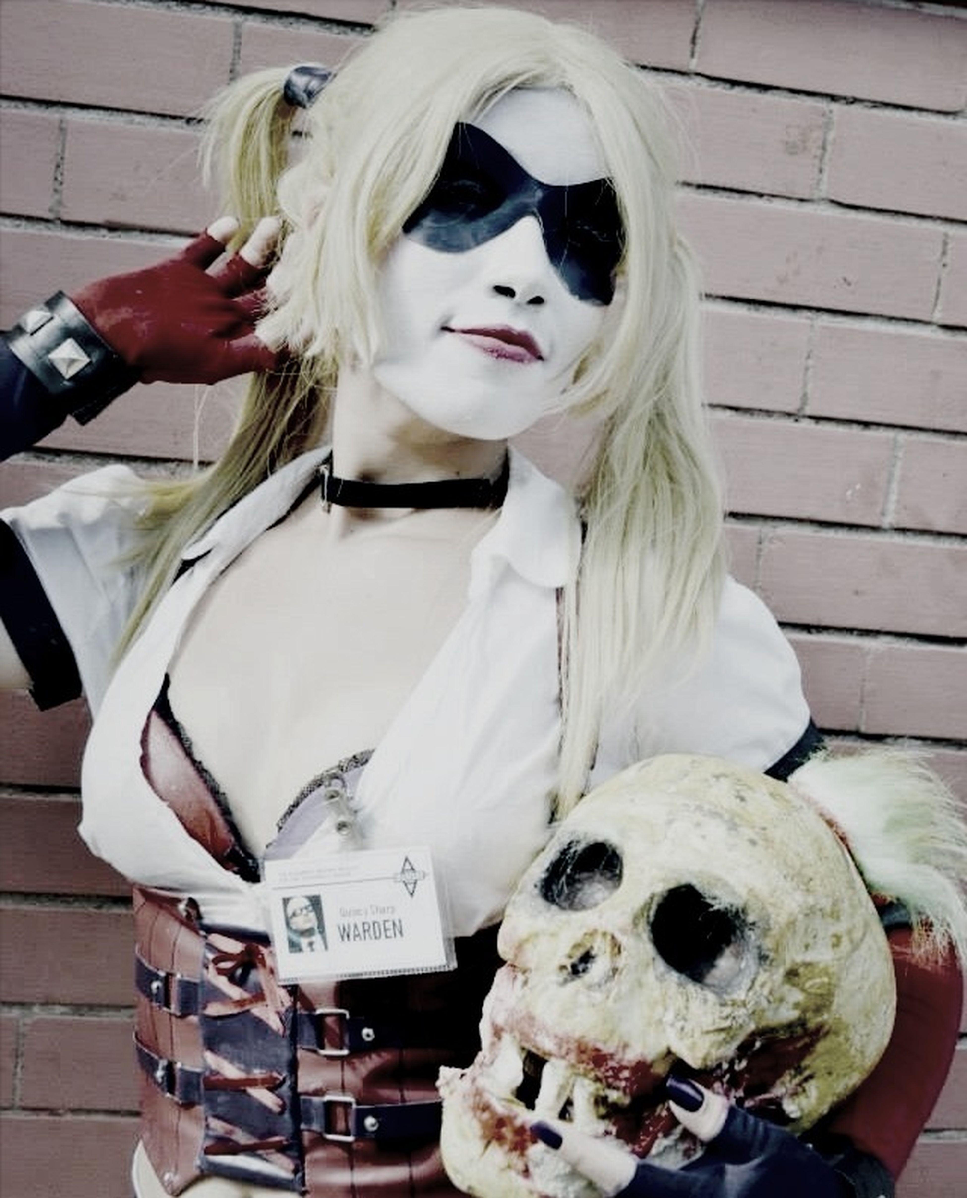 Miss murder. Harleyquinn Harley Quinn Cosplay The Joker
