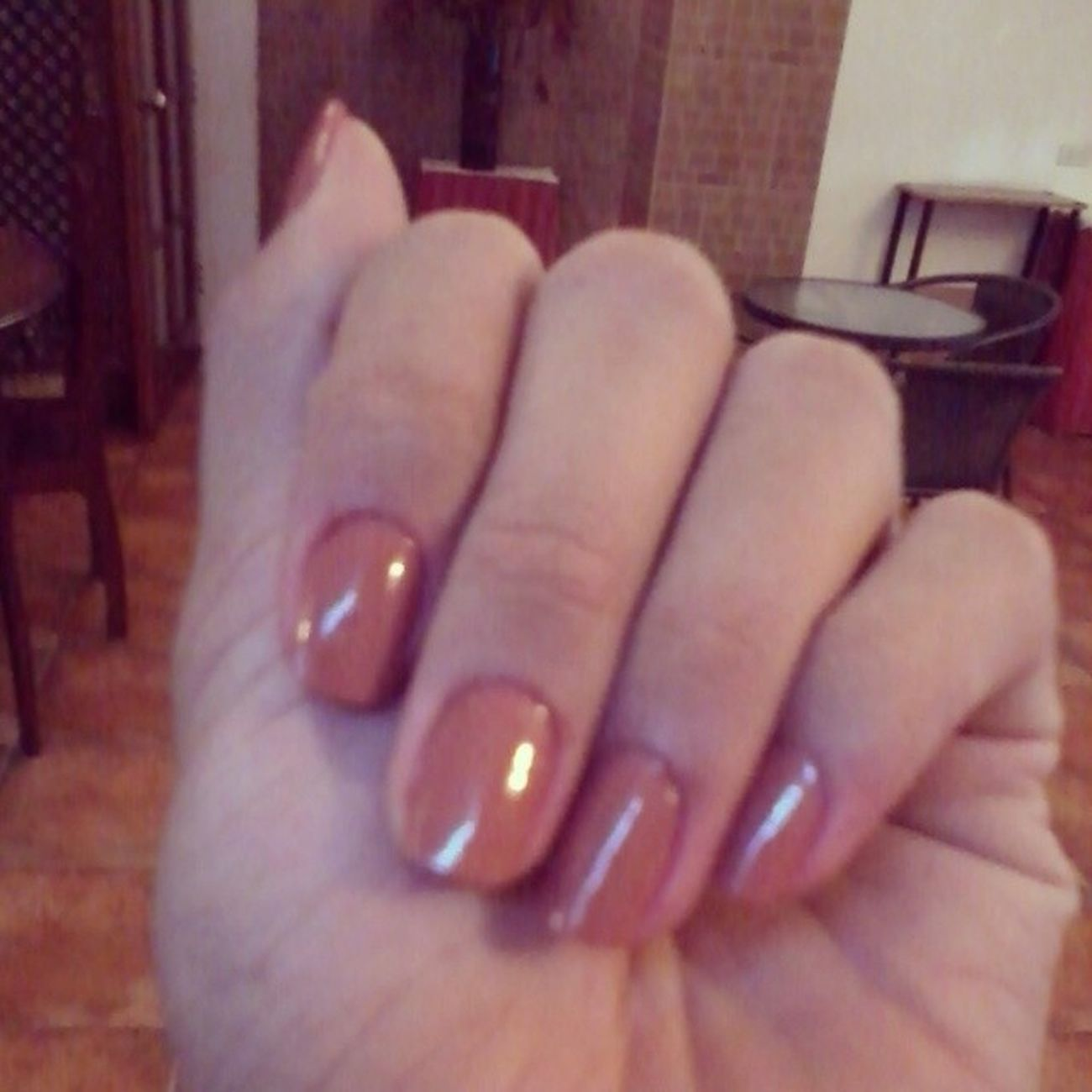 Love my new Nails NailFoolish Nailcolor  ... BoracayOceanBayResortAndCafé