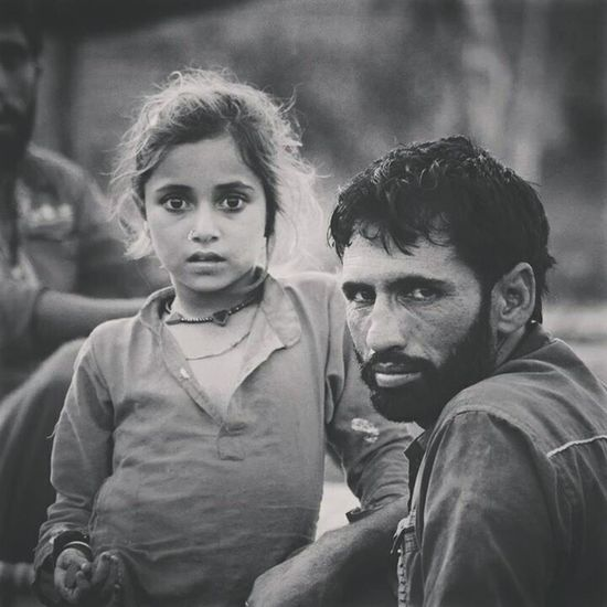 Check This Out What I Value Beauty Insider Pure Emotions. Relationship Father And Daughter Pure Hearts Monochrome India Gujjar People Photography People Those Eyes