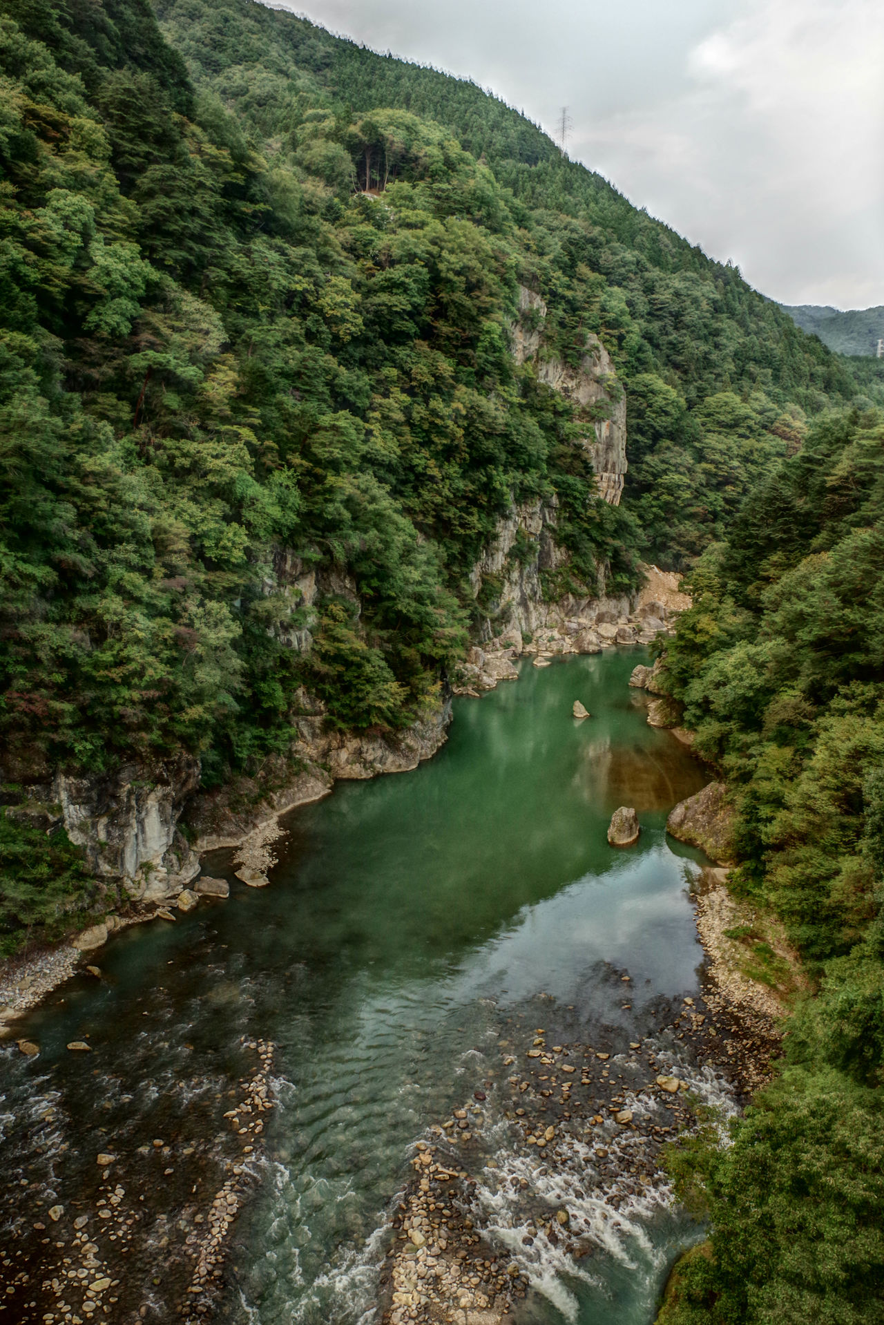 日光 鬼怒楯岩大吊橋 鬼怒川温泉 鬼怒川 HDR Collection HDR Hdr_gallery Nice View Suspension Bridge Green Nature Beautiful Japan Landscape