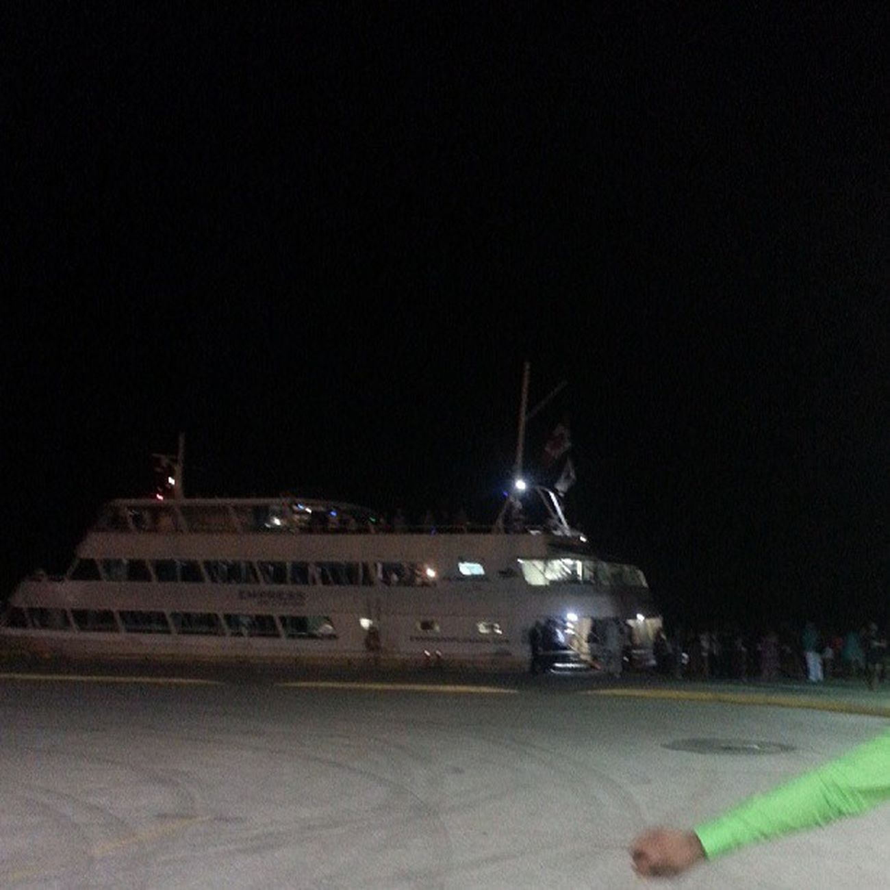 Boatcruise Elite Empress Of canada @gt_rudez caribana sunday