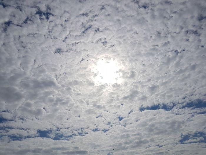 Die sonne in den wolken First Eyeem Photo