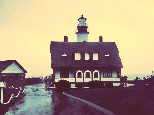 Lighthouse Cottage In Portland