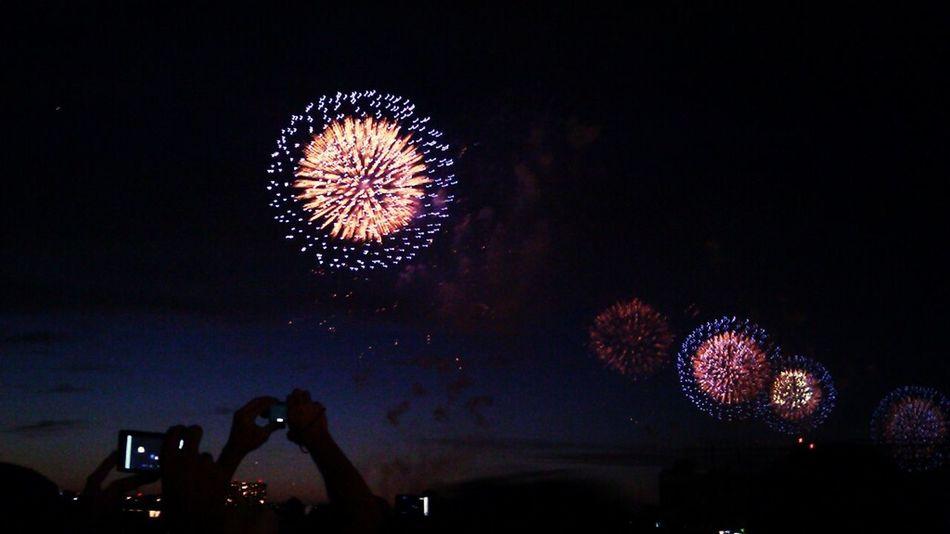 """Fireworks"" Summer, 2011!"