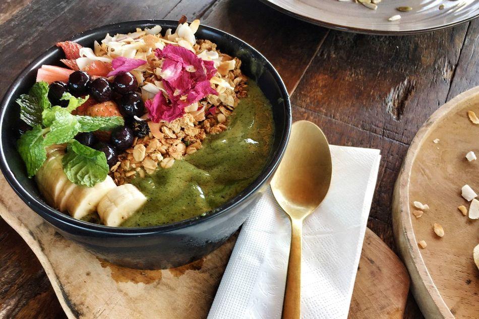 Smoothie Bowl Foodie Healthy Eating Brunch