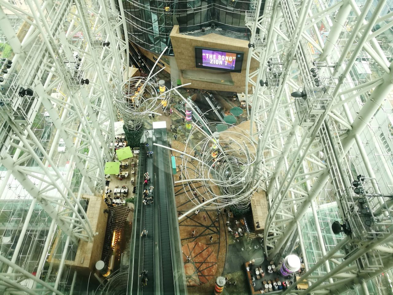 Neighborhood Map Architecture High Angle View No People Day Outdoors Built Structure Architecture Shopping Mall Vacation Destination HongKong Mongkok