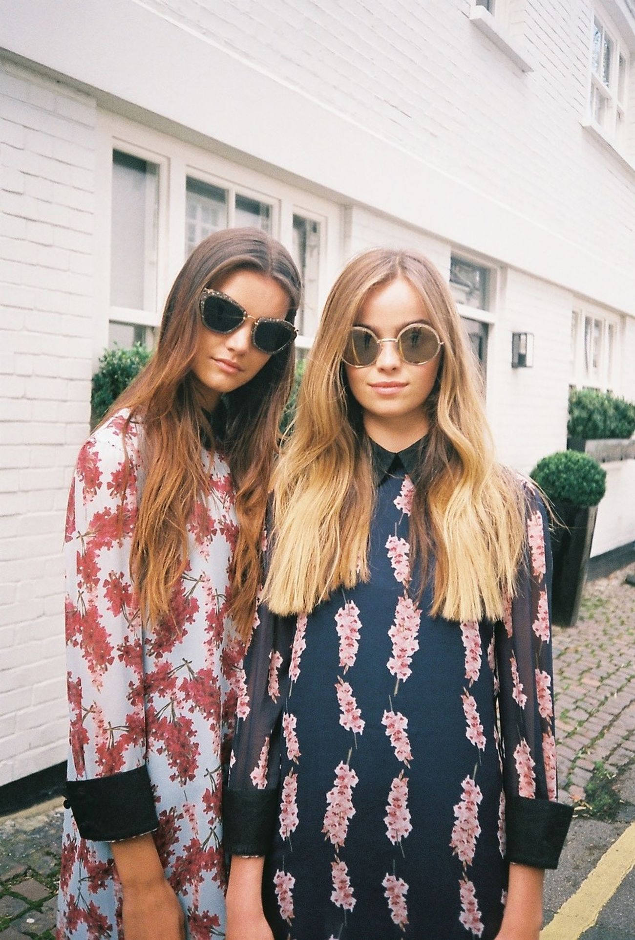 35mm 35mm Film Analogue Photography Editorial  Fashion Fashion Editorial Fashion Photography Fashionphotography Film Photography Filmisnotdead Girls Long Hair Magazine Shoot Matching Outfits Models Portrait Smiling Sunglasses
