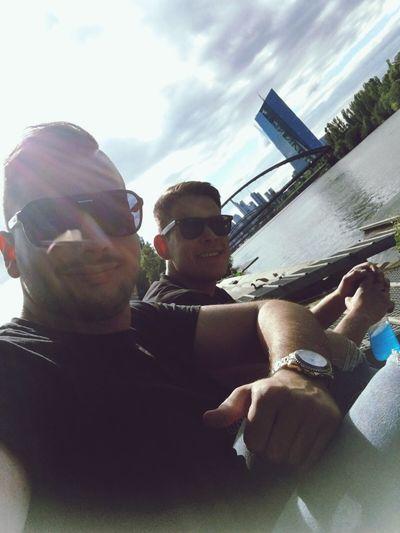 Frankfurt Am Main Brolove Happy Day ❤️ Bro Rolex GUCCI Sunglasses Powerade