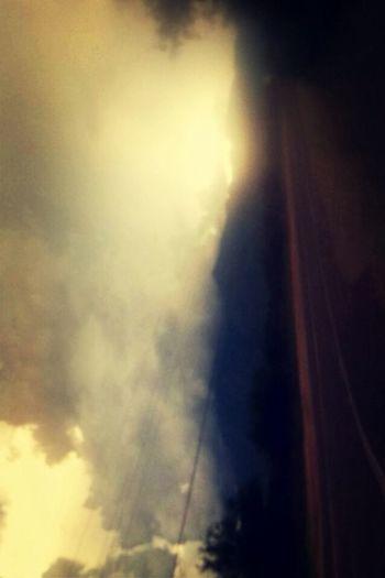 Arizona Clouds And Sky