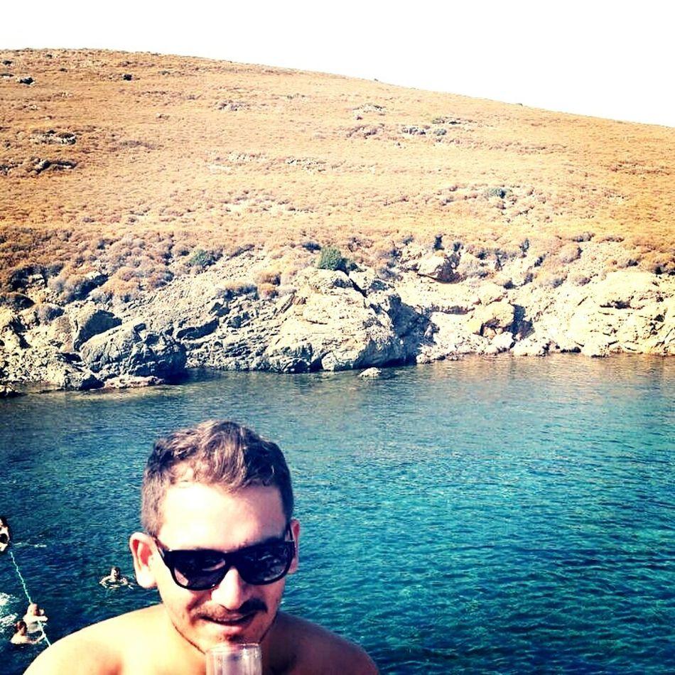 Travelling That's Me Ayvalik Miss Summer Hello World Hi! Enjoying Life Aegean Sea Drink