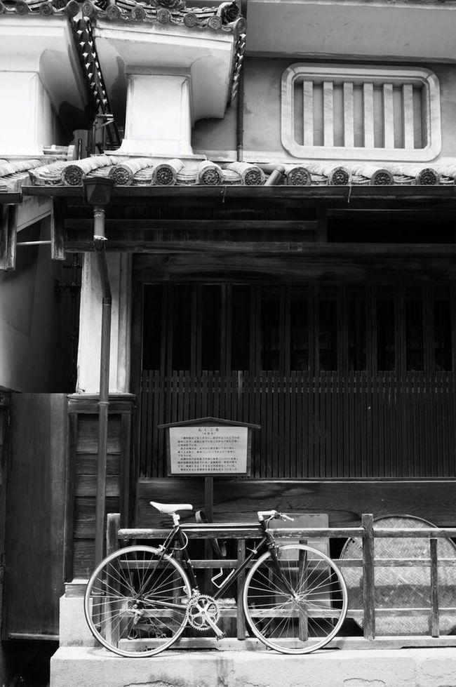 徳島県 Ricoh GXR Monochrome Japan Voigtländer Bicycle Color-skopar 25mm/f4