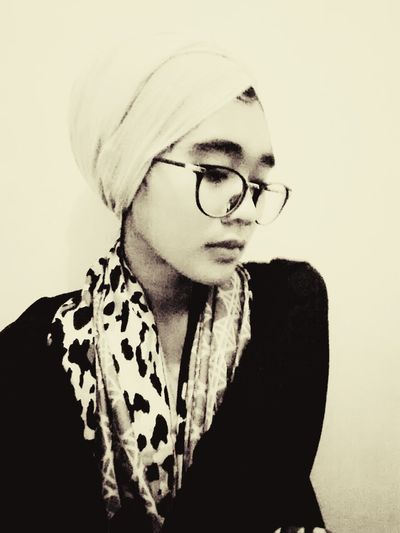 Sometimes we have to get out of ypur typical... Hijabstyle
