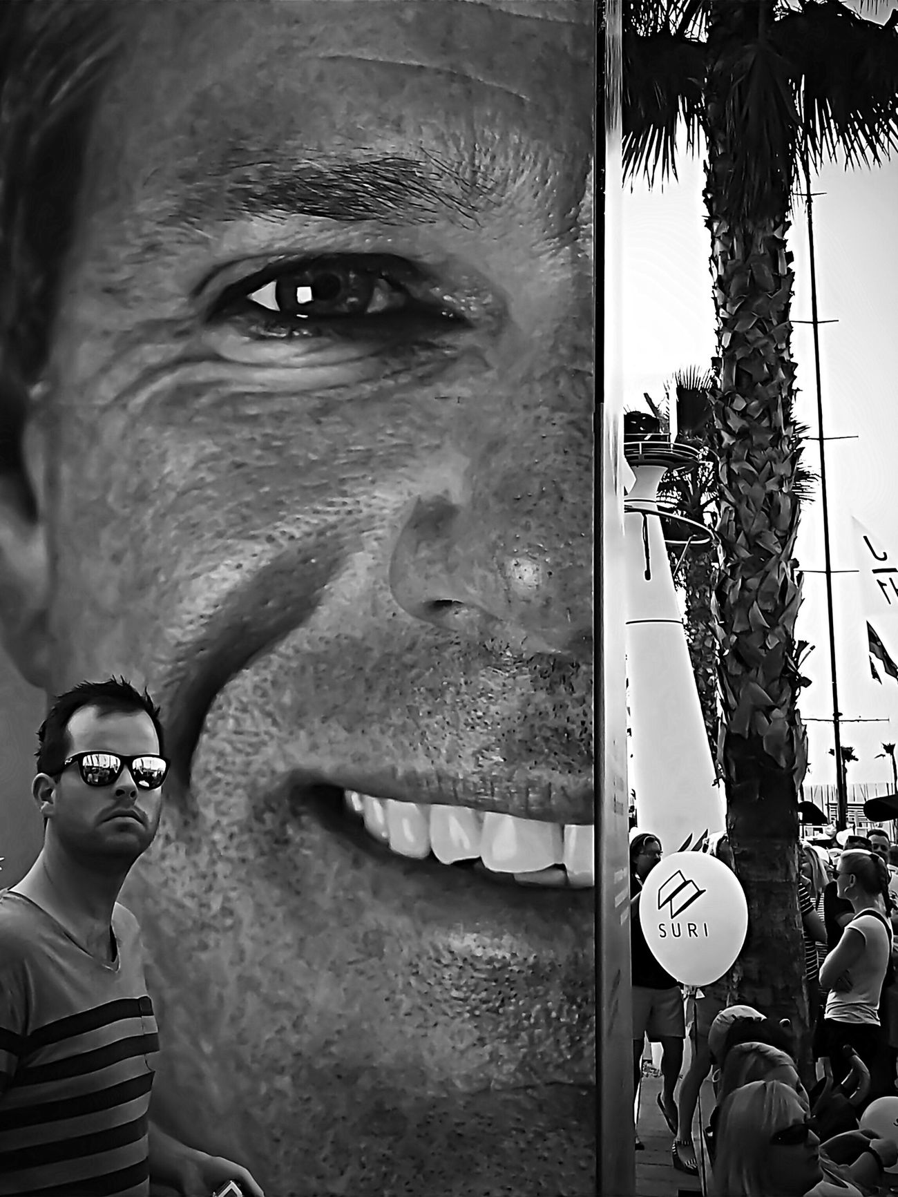 Blackandwhite Streetphoto People Volvo Ocean Race
