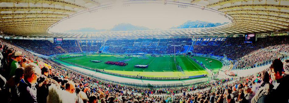 Rugby6nazioni Italiavs Irlanda Forzaragazzi