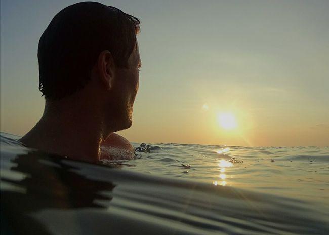 Now i found my destiny That's Me Hi! Hello World Hidden Gems  Summertime Greek Relaxing Infinity Sunset Athleisure