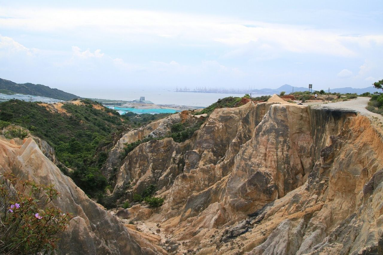 香港的大峽谷 Mountain View Nice Tyl Localtravel Canon760D HongKong First Eyeem Photo
