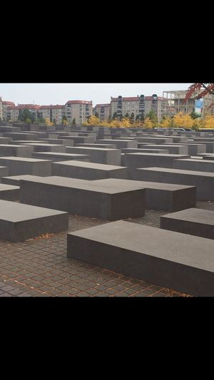 Berlin Berlin Photography Architecture Outdoors Tranquil Scene Multi Colored History Holocaust Memorial Holocaust Holocaust Remembrance Holocaust Memorial Berlin Surreal Surroundings