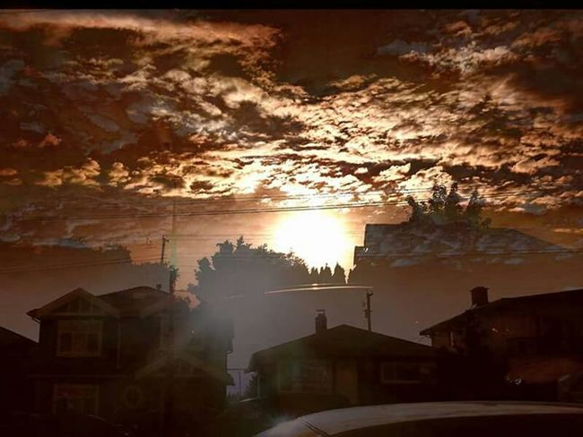 Sunset Street Photography Getting Creative