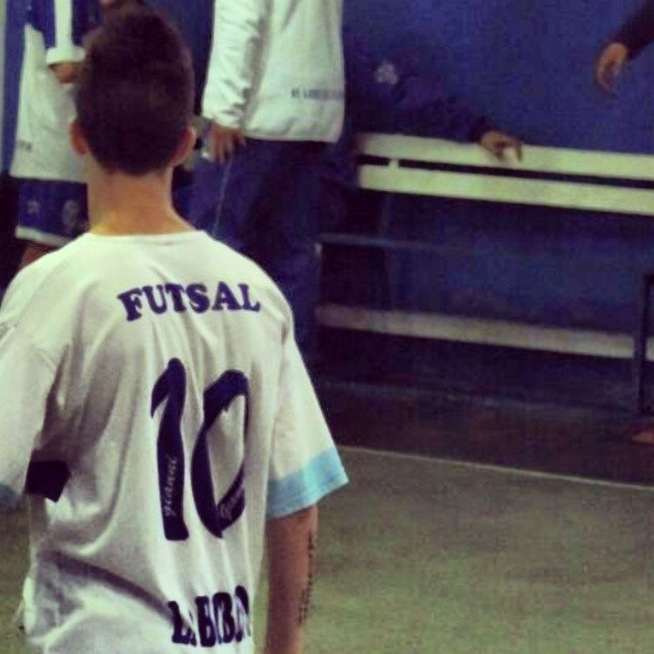 Llevo la camiseta en la piel 10 Biblio Futsal Love Soccer Nike