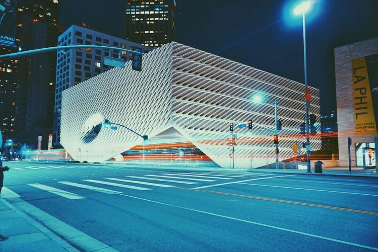 The broad! Photography In Motion The Broad Los Angeles, California DTLA Museum