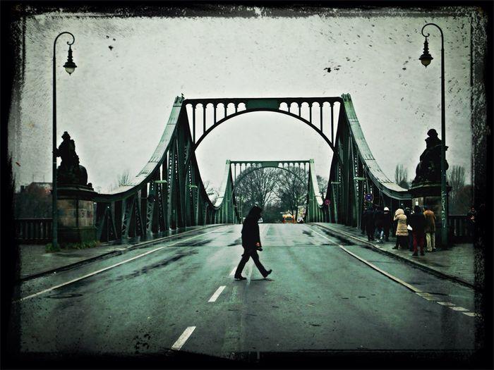 Potsdam, ponte delle spie, Berlino