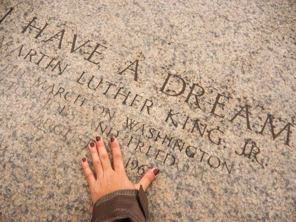Dreams, Martin Luther King