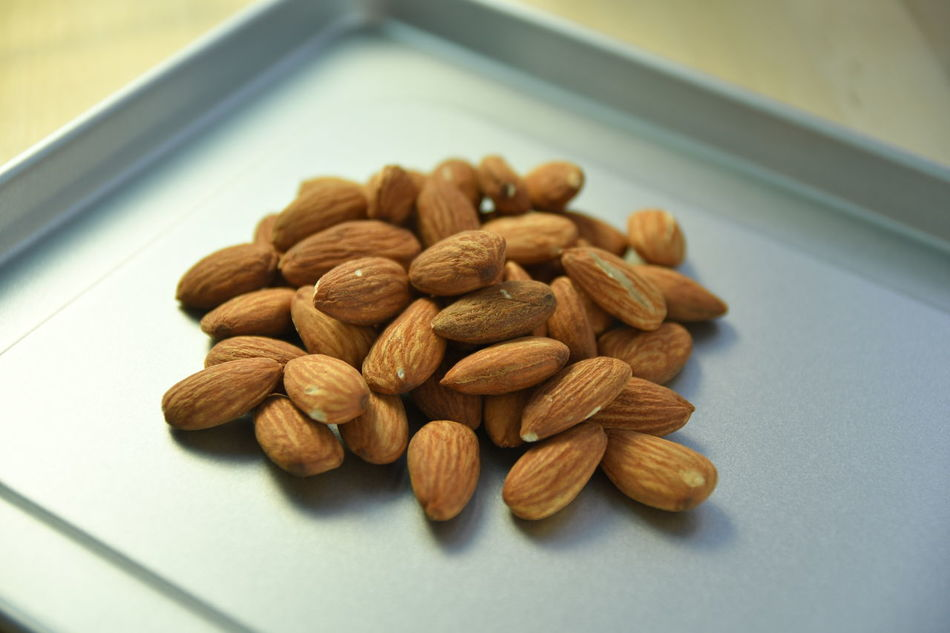 Almonds Close-up Day Food Food And Drink Freshness High Angle View Indoors  Large Group Of Objects No People Nut Nut - Food Nuts Still Life