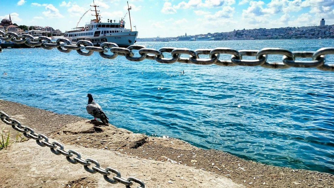 Beautiful Day Photographer Streetphotography Street Photography On The Road Photooftheday Cityscapes Istanbullife Istanbul - Bosphorus