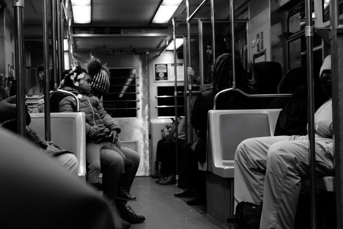Black motherhood Public Transportation Subway Train Transportation Train - Vehicle Mode Of Transport Vehicle Interior Vehicle Seat Indoors  Passenger Rail Transportation Travel Sitting Real People Commuter Passenger Train Train Interior Commuter Train Large Group Of People Men Seat (null)Phillylove ❤️ Phillystreetphotography The Grammys