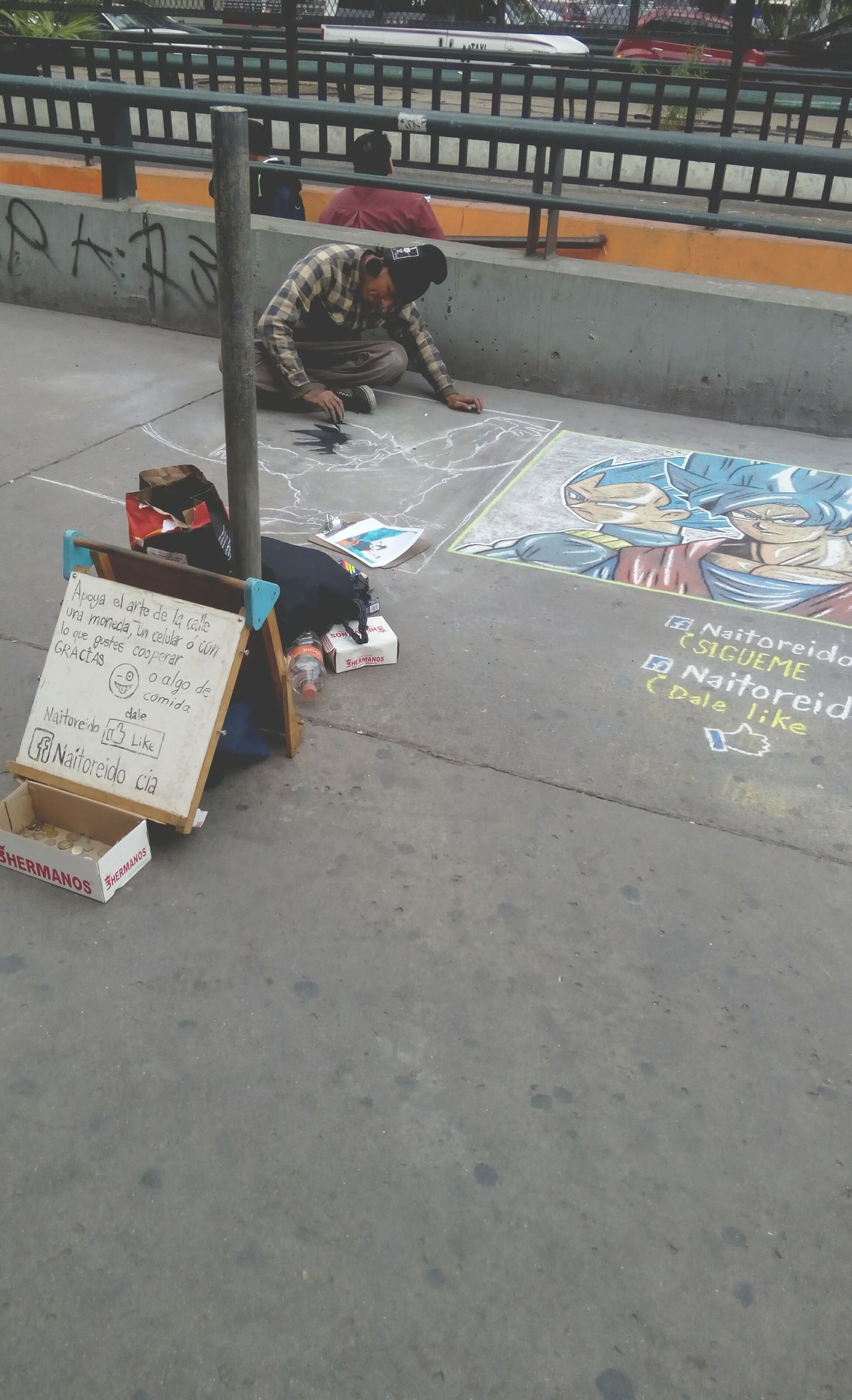 Esto es arte 🎨🎭📷💭 creado por natoreido si quieres ver mas sobre sus obras de arte buscalo en facebook y regalale un like Naitoreido artecallejero Tijuana, Mexico Arteurbano 5y10