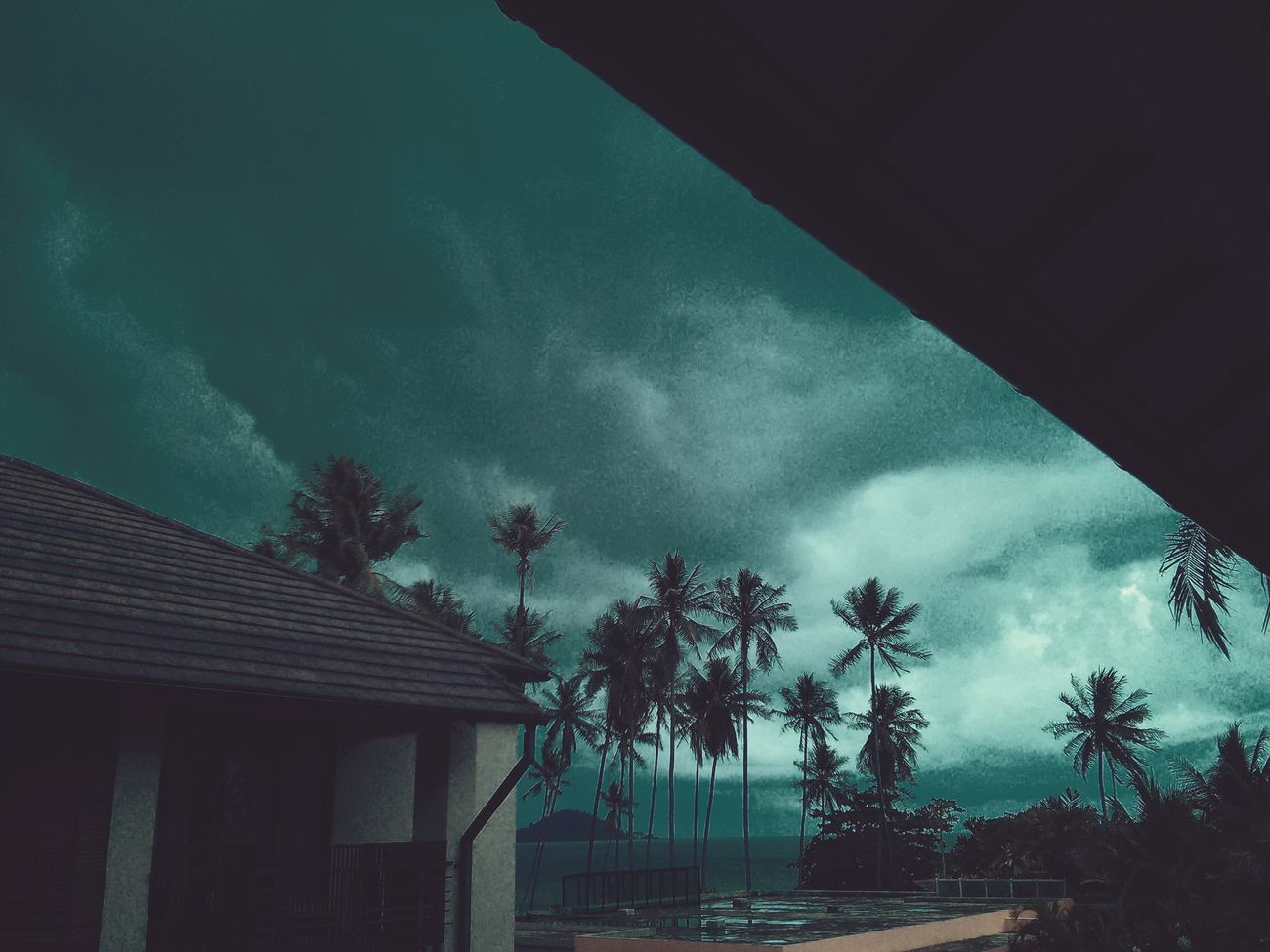 Cloudporn Stormy Weather Traveling In Thailand Kus In Thailand
