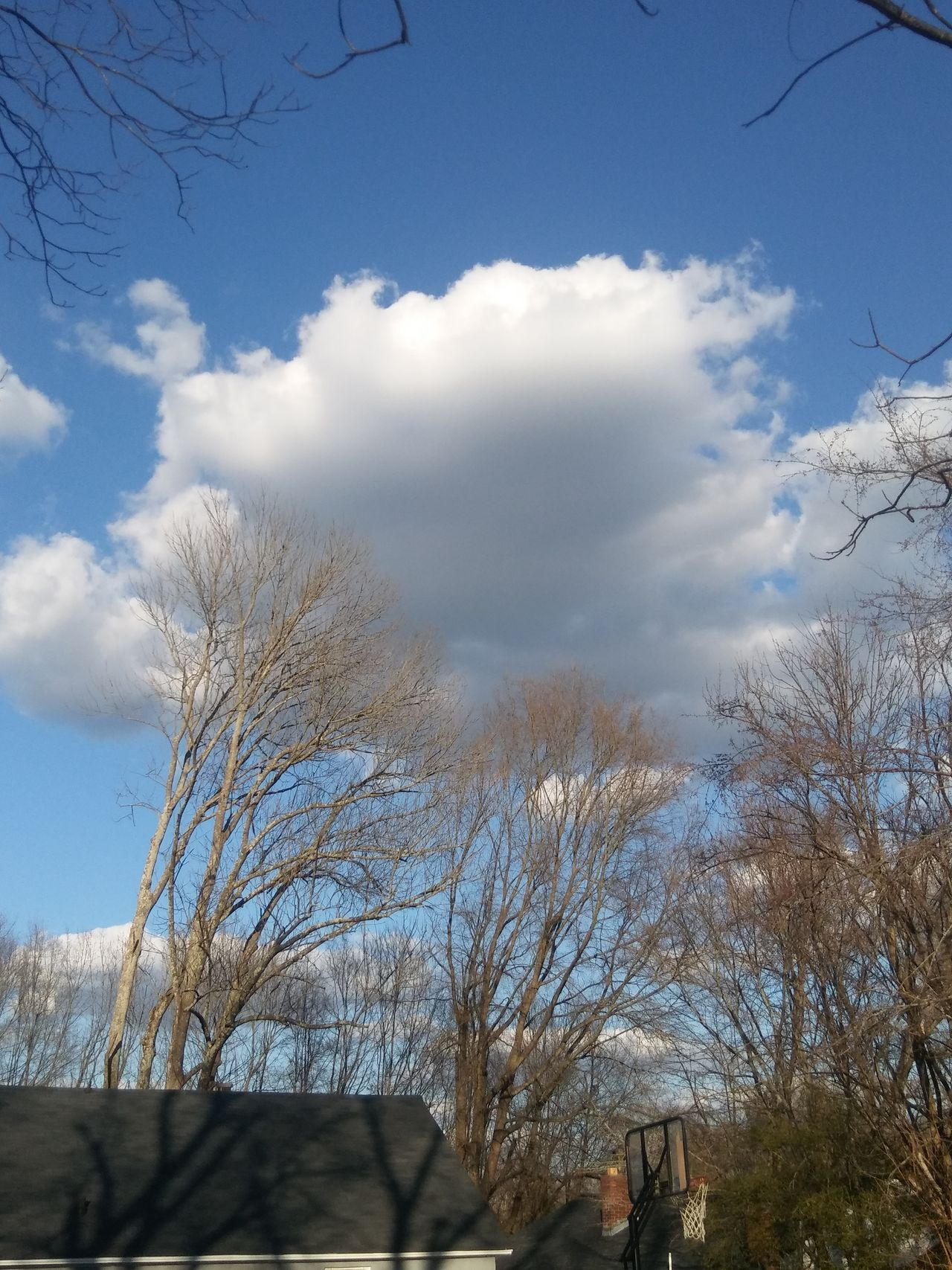 Sky And Clouds Outdoors