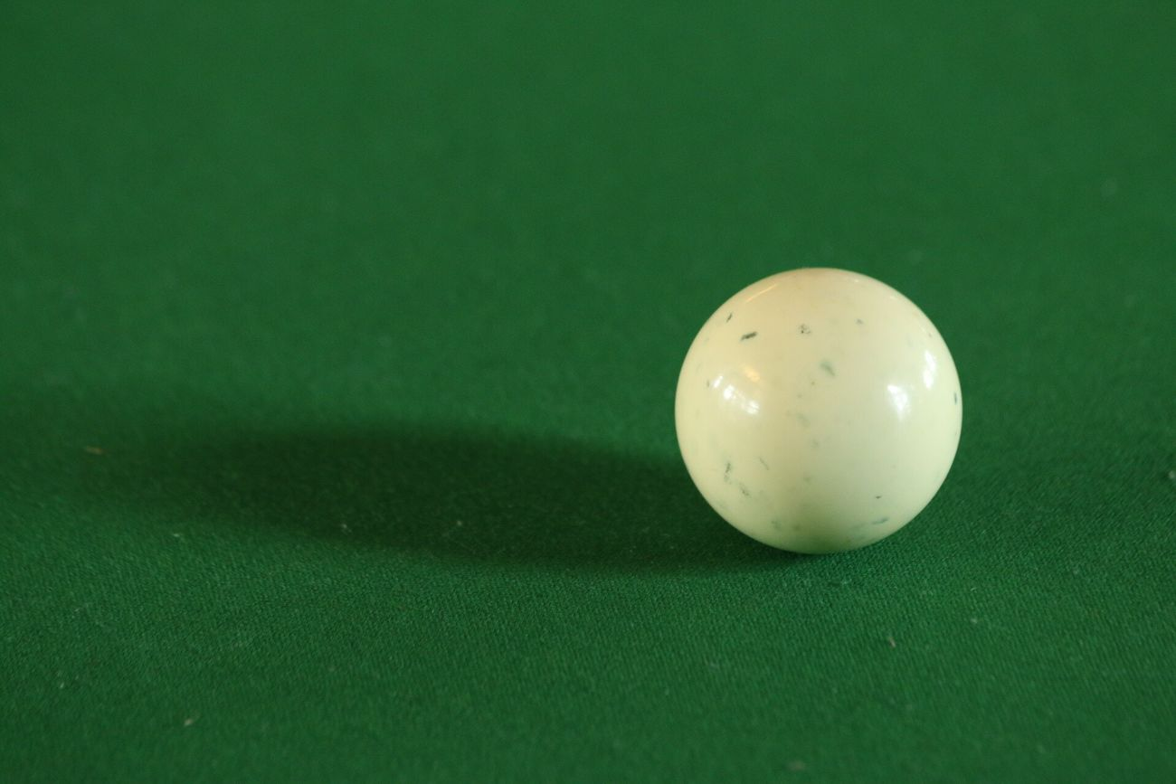 Close-up Pool Table Snooker Pool Ball No People Snooker Ball Pool - Cue Sport Indoors  Ball Pool Cue Cue Ball Day