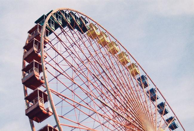 From the archives: Ferris Wheel Spreepark Plänterwald Spreepark Plänterwald