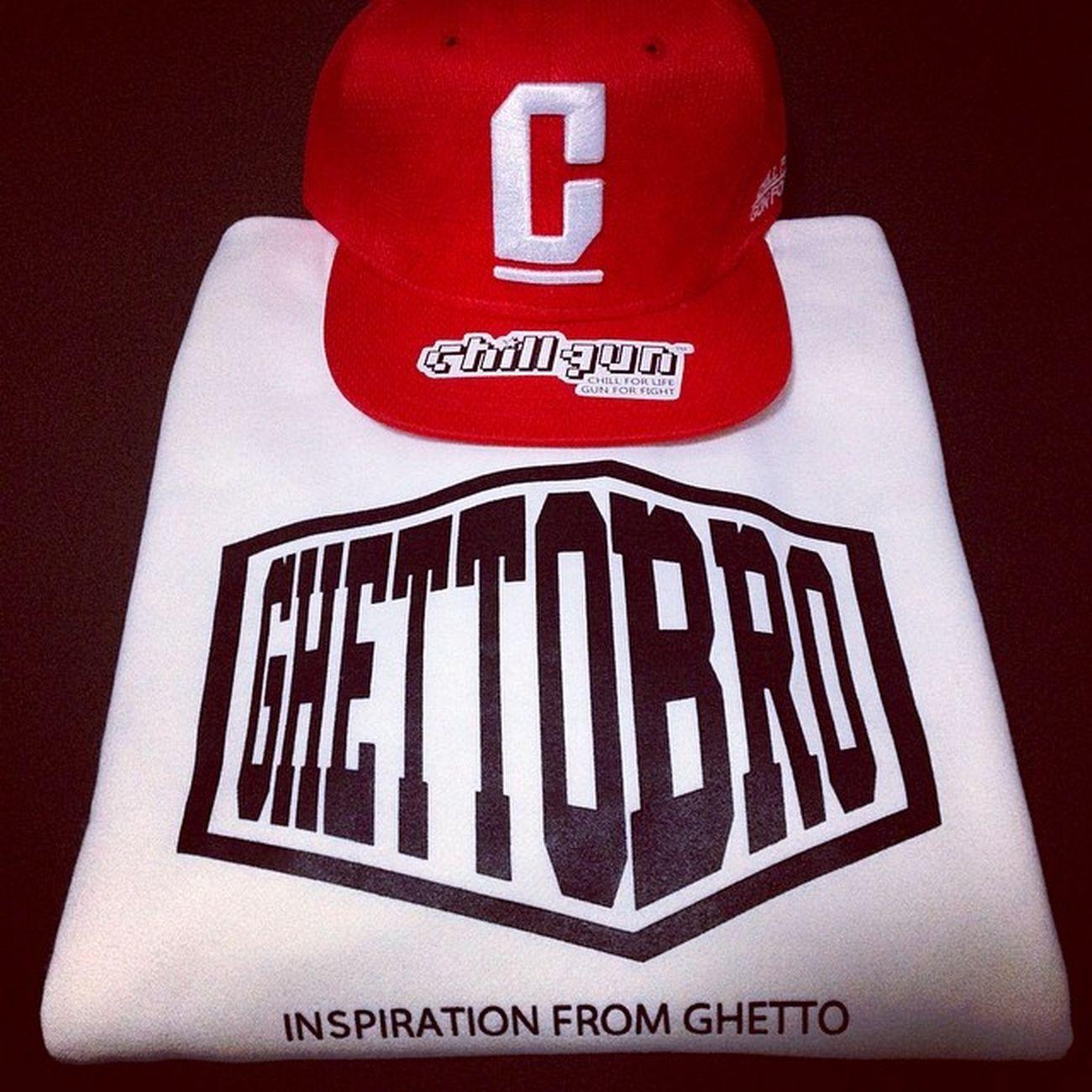 Ghettobro &Chillgun 最佳搭配 ?✨?✨?✨?✨?✨?都是最愛