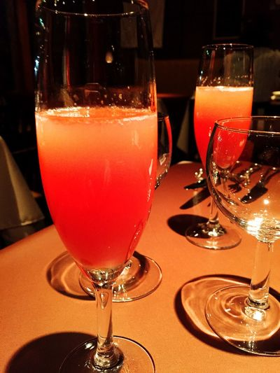 Happy merry X'mas?✨ Night X'mas Dinner Wine