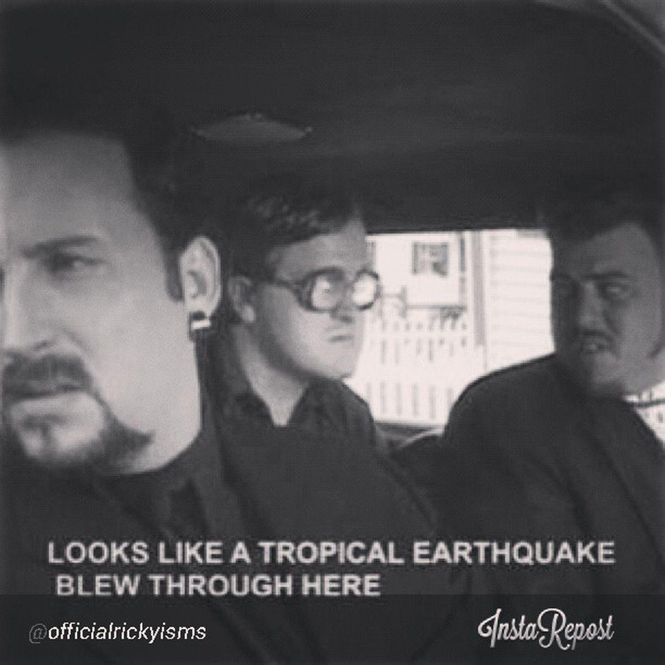 Tropicalearthquake Ricky TBP